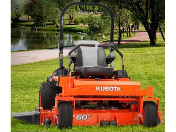 2017 Kubota Zero-Turn Mower (Z726XKW-60) in Bolivar, Tennessee