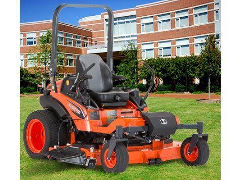 2017 Kubota Zero-Turn Mower (ZD1211-60) in Fairfield, Illinois