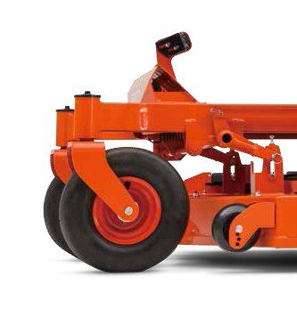 2017 Kubota Zero-Turn Mower (Z411KW-48) in Fairfield, Illinois