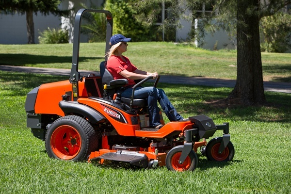 2017 Kubota Zero-Turn Mower (ZD1511RL-60R) in Fairfield, Illinois