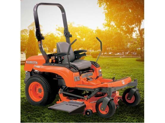 2017 Kubota Zero-Turn Mower (ZG227A-54) in Fairfield, Illinois