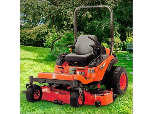 2017 Kubota Zero-Turn Mower (ZG327PA-60) in Beaver Dam, Wisconsin