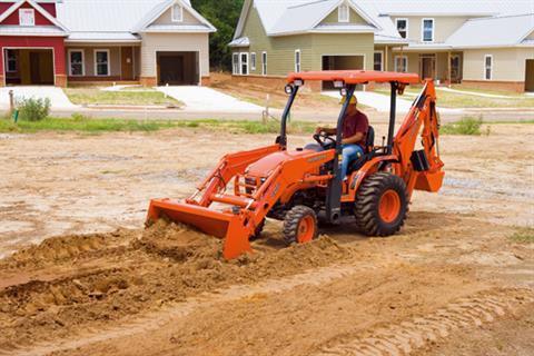 2017 Kubota B26 TLB Front Loader (TL500) in Fairfield, Illinois