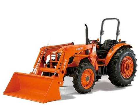 2017 Kubota Front Loader with 72 in. Bucket (LA1353A) in Fairfield, Illinois