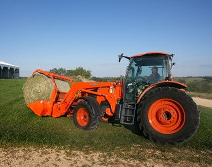 2017 Kubota Front Loader (LA2254) in Fairfield, Illinois