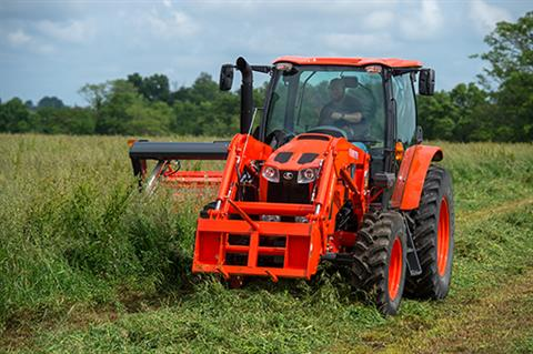 2017 Kubota Front Loader (LA2255) in Fairfield, Illinois