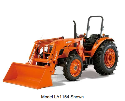 2017 Kubota Front Loader with 84 in. Bucket (LA1353A) in Fairfield, Illinois