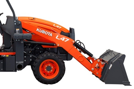 2017 Kubota L47 TLB Front Loader (TL1300) in Fairfield, Illinois
