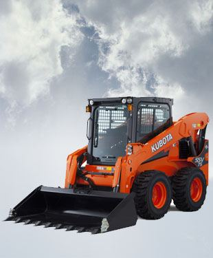 2017 Kubota Skid Steer Loader (SSV65) in Columbia, South Carolina
