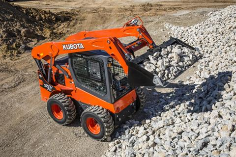 2017 Kubota Skid Steer Loader (SSV75) in Columbia, South Carolina - Photo 2