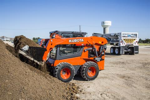 2017 Kubota Skid Steer Loader (SSV75) in Beaver Dam, Wisconsin - Photo 4
