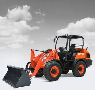 2017 Kubota Wheel Loader (R530) in Fairfield, Illinois