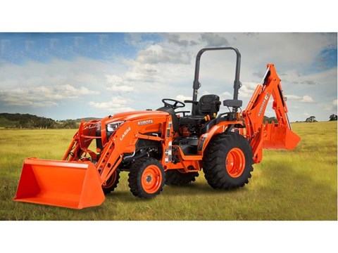 2017 Kubota Compact Tractor with ROPS (B2650) in Santa Fe, New Mexico