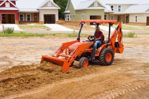2017 Kubota B26 TLB Tractor in Fairfield, Illinois