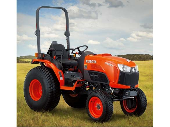 2017 Kubota Compact Tractor with ROPS (B3350) in Santa Fe, New Mexico
