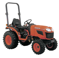 2017 Kubota Compact Tractor (B2320) in Fairfield, Illinois