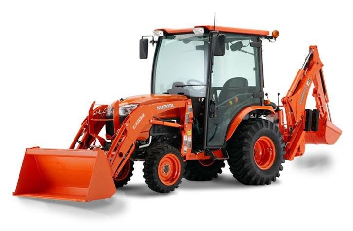2017 Kubota Compact Tractor with Cab (B2650) in Bolivar, Tennessee