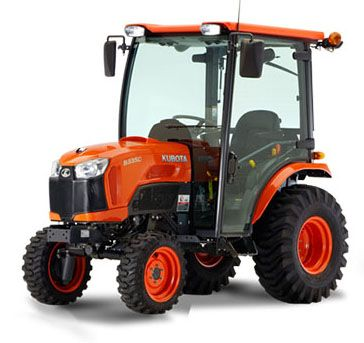 2017 Kubota Compact Tractor with Cab (B3350) in Beaver Dam, Wisconsin