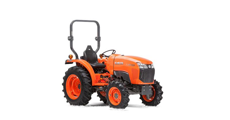 2017 Kubota Compact Tractor with GDT 2WD (L3301) in Beaver Dam, Wisconsin