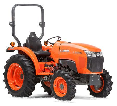 2017 Kubota Compact Tractor with GDT 4WD (L3301) in Bolivar, Tennessee