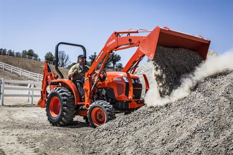 2017 Kubota Compact Tractor with HST 4WD (L3901) in Bolivar, Tennessee