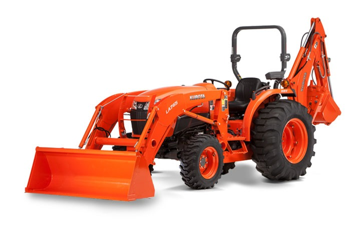 2017 Kubota Compact Tractor with HST 4WD (L4701) in Beaver Dam, Wisconsin