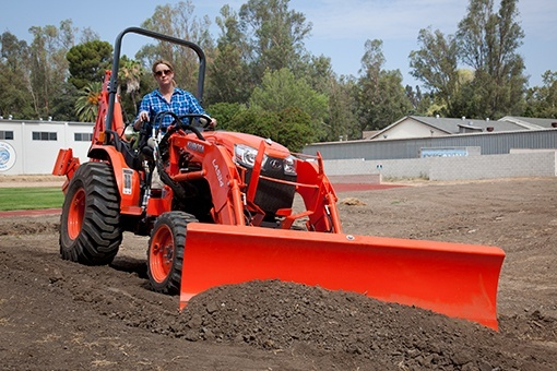 2017 Kubota Compact Tractor with ROPS (B2650) in Beaver Dam, Wisconsin