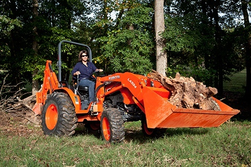2017 Kubota Compact Tractor with ROPS (B3350) in Beaver Dam, Wisconsin