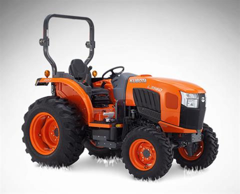 2017 Kubota Grand L60 DT Compact Tractor (L3560) in Beaver Dam, Wisconsin