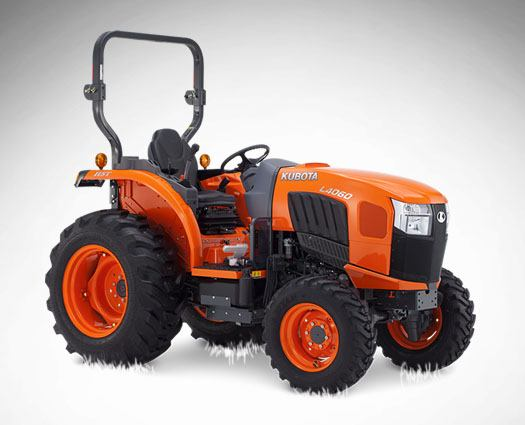 2017 Kubota Grand L60 DT Compact Tractor (L4060) in Bolivar, Tennessee