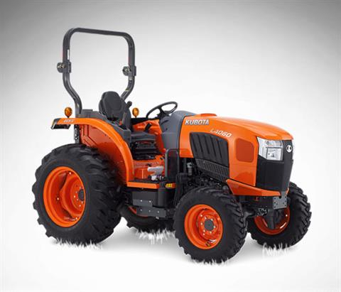 2017 Kubota Grand L60 HSTC Compact Tractor (L4060) in Beaver Dam, Wisconsin