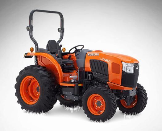 2017 Kubota Grand L60 HST Compact Tractor (L3560) in Bolivar, Tennessee