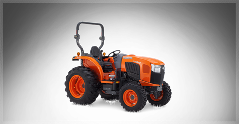 2017 Kubota Grand L60 HST Compact Tractor (L4060) in Beaver Dam, Wisconsin