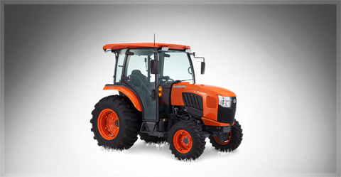 2017 Kubota Grand L60 HST Compact Tractor (L5460) in Beaver Dam, Wisconsin