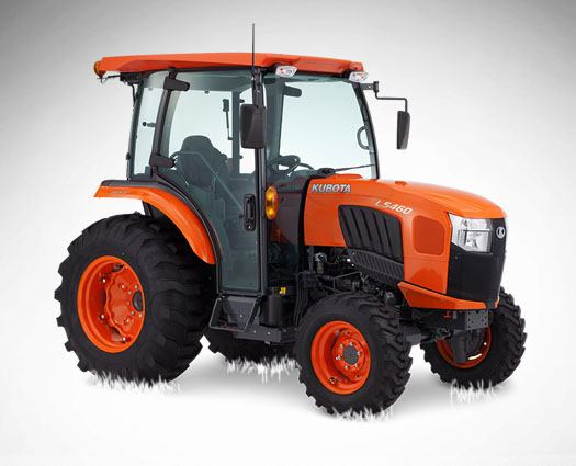 2017 Kubota Grand L60 HST Compact Tractor (L5460) in Bolivar, Tennessee