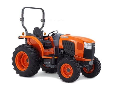 2017 Kubota Grand L60 GST Compact Tractor (L5060) in Fairfield, Illinois
