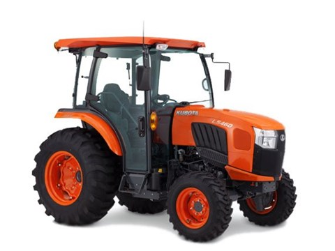 2017 Kubota Grand L60 HSTC Compact Tractor (L5460) in Beaver Dam, Wisconsin