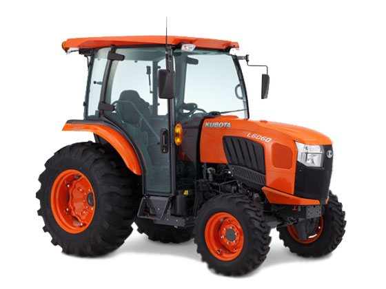 2017 Kubota Grand L60 HSTC Compact Tractor (L6060) in Beaver Dam, Wisconsin