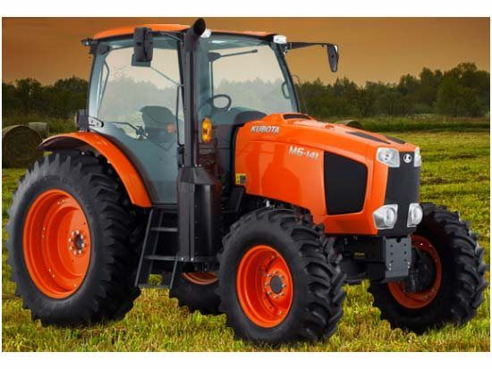2017 Kubota Mid-Size Tractor (M6-141) in Santa Fe, New Mexico