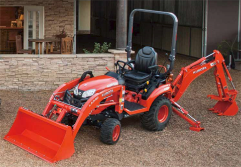 2017 Kubota Sub-Compact Tractor (BX1880) in Santa Fe, New Mexico