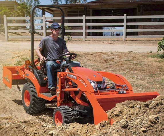 2017 Kubota Sub-Compact Tractor (BX1880) in Bolivar, Tennessee