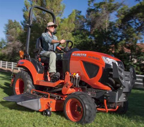 2017 Kubota Sub-Compact Tractor (BX2380) in Santa Fe, New Mexico