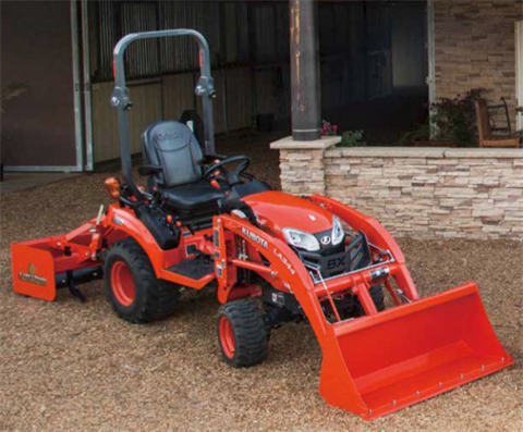 2017 Kubota Sub-Compact Tractor (BX23S) in Santa Fe, New Mexico