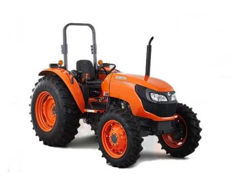 2017 Kubota Mid-Size 4WD Tractor with ROPS (M6060 HD) in Fairfield, Illinois