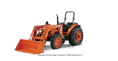 2017 Kubota Mid-Size 2WD Tractor with ROPS (M8560 HF) in Beaver Dam, Wisconsin