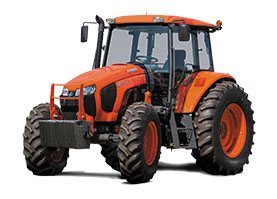 2017 Kubota Mid-Size 4WD AG Tractor (M6S-111SHDC) in Beaver Dam, Wisconsin