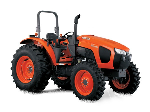 2017 Kubota Mid-Size 4WD Tractor with Cab (M5-091 HDC) in Bolivar, Tennessee