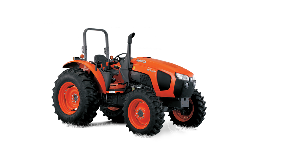 2017 Kubota Mid-Size 4WD Tractor with Cab (M5-091 HDC12) in Beaver Dam, Wisconsin