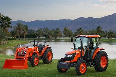 2017 Kubota Mid-Size 4WD Tractor with Cab (M7060 HDC) in Bolivar, Tennessee