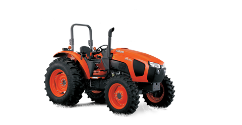 2017 Kubota Mid-Size 4WD Tractor with ROPS (M5-091 HD) in Beaver Dam, Wisconsin